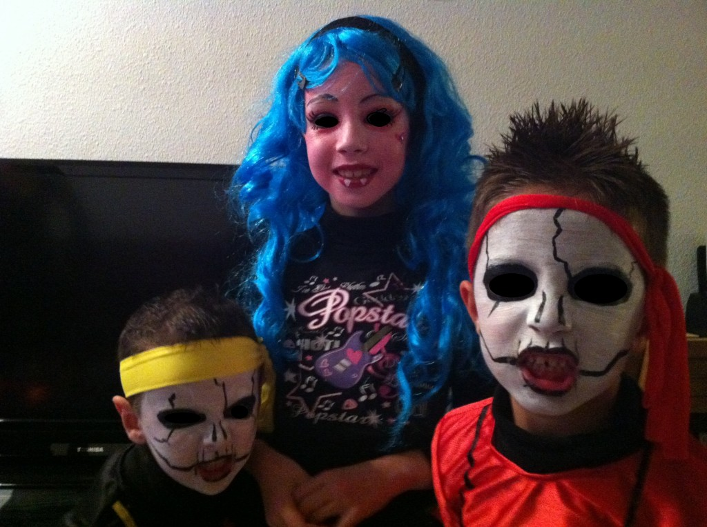 A g services cr ations - Maquillage enfant halloween ...